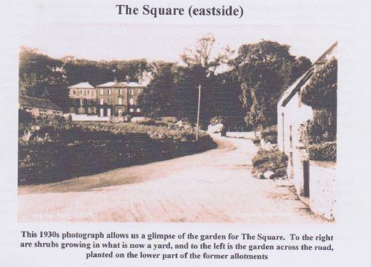 The Square, Eastside, 1930s